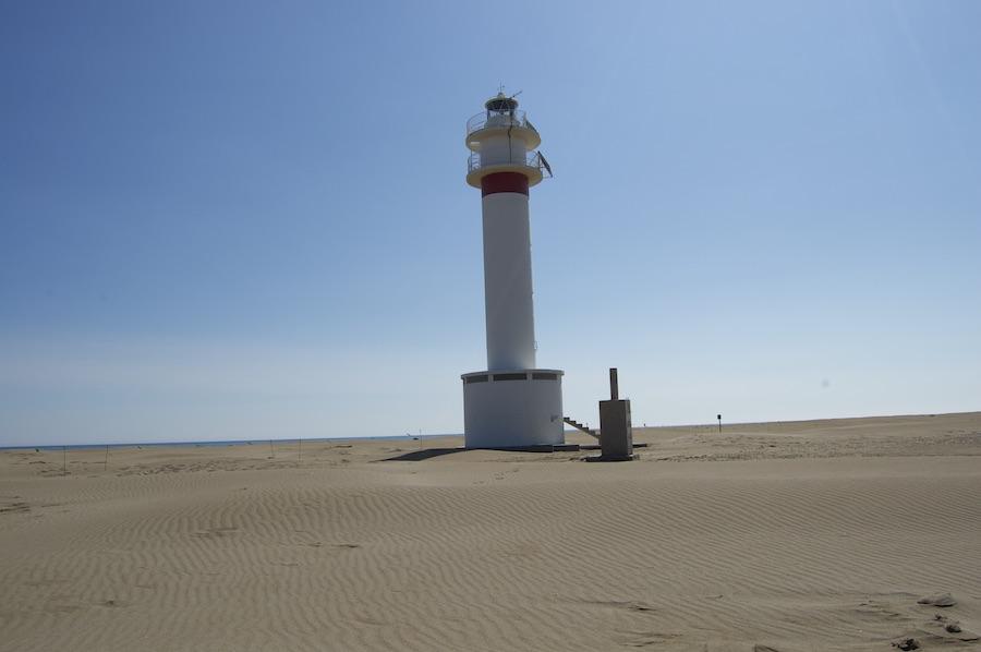 Excursión al Faro del fangar en el Delta del Ebro