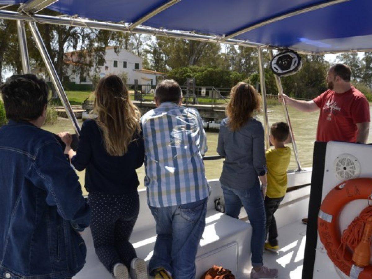 Excursión a la Isla de Buda, en el Delta del Ebro